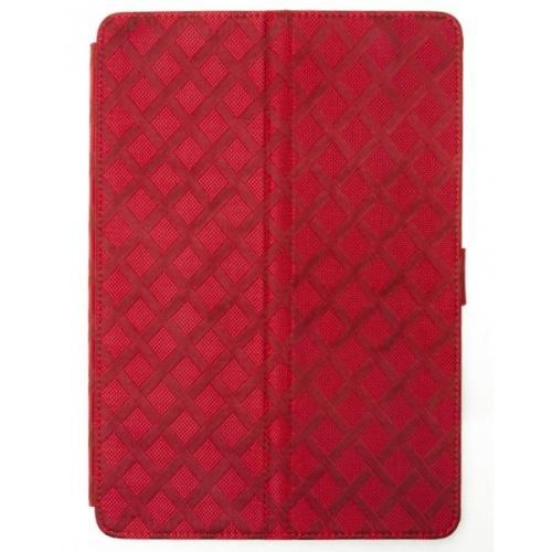 Чехол - книжка Ruby универсальный 7' Уголок Bordeux фото
