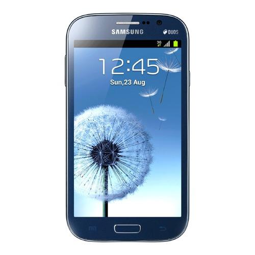 Телефон Samsung I9082 Galaxy Grand Metallic Blue