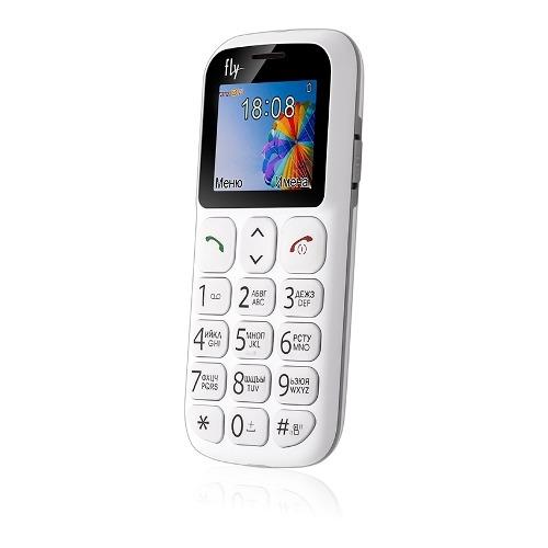 Телефон Fly Ezzy 7, White