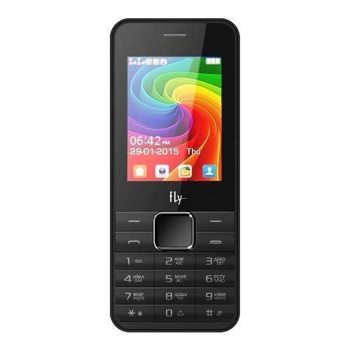 Телефон Fly FF246, Black