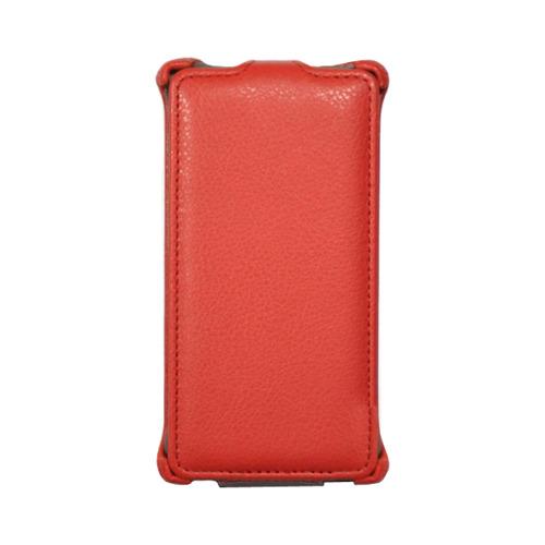 Чехол-флип Armor Samsung S5660 Red