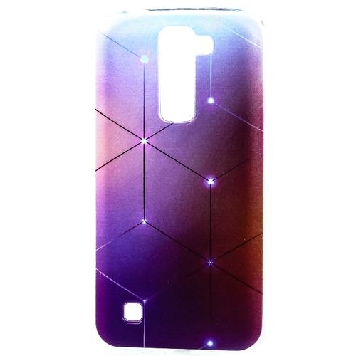 Накладка силиконовая Goodcase LG K7 Созвездие