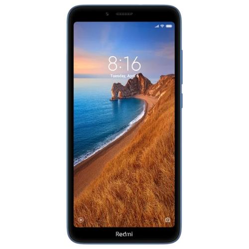 Телефон Xiaomi Redmi 7A 16Gb Ram 2Gb Blue фото
