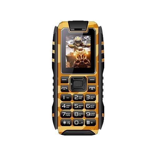 Телефон Vertex K202 Brown