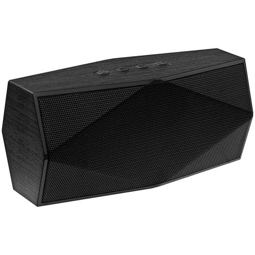 Колонка Ginzzu Bluetooth GM-891B 2x3W/1.5Ah/TF/AUX/FM/subw Black