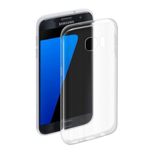 Накладка силиконовая Deppa Gel Case Samsung Galaxy S7 Clear