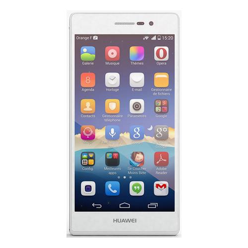 Телефон Huawei Ascend P7 White