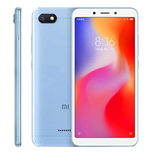 Смартфон Xiaomi Redmi 6A 2/16Gb Blue