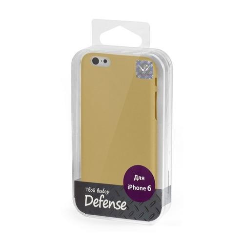Накладка пластиковая Vertex iPhone 6 Ultra Slim (CCI6BR) Bronze