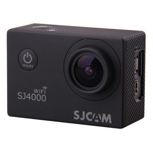 Экшн-камера SJCAM SJ4000 Wi-Fi, Black