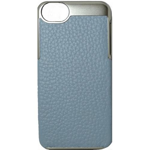 Накладка кожаная uBear iPhone 5/5S/SE Cartel Case Blue