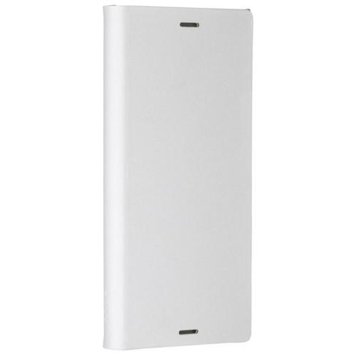 Чехол-книжка Sony FlipCover для Xperia XZ SCSF10 White