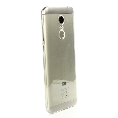 Накладка силиконовая Goodcom Ultra slim Xiaomi Redmi 5 Plus Clear фото 6