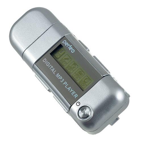 Плеер Mp3 Perfeo i-Sonic MP4 VI-M010 8Gb Silver