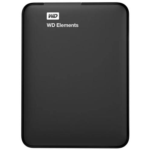 "Внешний жесткий диск Western Digital Elements SE Portable USB 3.0 1Tb 2.5"" Black"