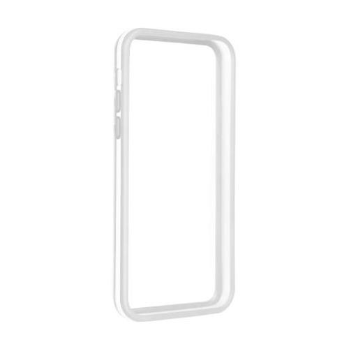 Накладка пластиковая Nobby Practic iPhone 5C White