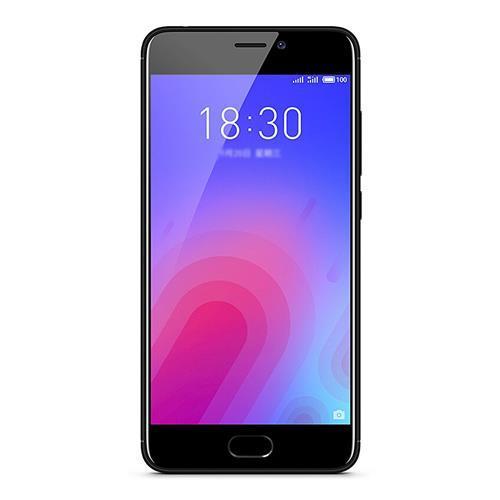 Телефон Meizu M6 3/16Gb Black