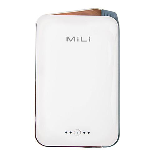 Внешний аккумулятор MiLi Power Crystal III HB-S07 7000 mAh White