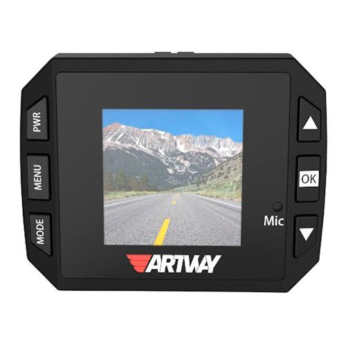 Видеорегистратор Artway AV-507 Full HD, Black фото 2