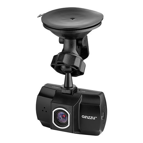 Видеорегистратор Ginzzu FX-801HD Black