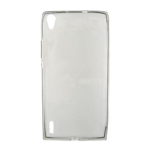 Накладка силиконовая Goodcom Ultra slim Huawei Ascend P7 Black