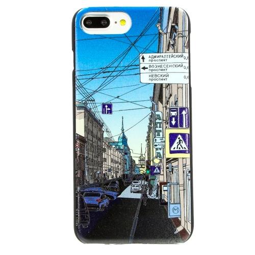 Накладка пластиковая HAPPYTIME IPhone 7 Plus