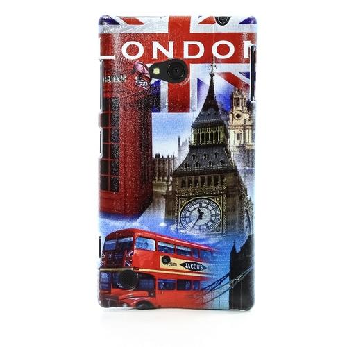Накладка пластиковая QRCase Nokia 720 Лондон N199B