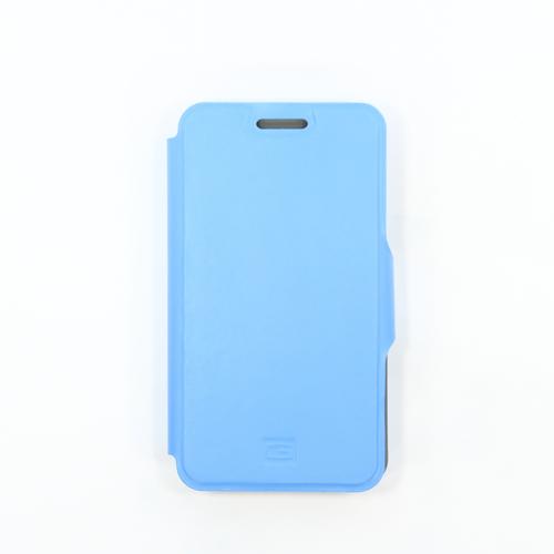 Чехол-книжка Gresso универсальный (4,2-4,5'') Модерн гор. с сил.шел. Turquoise