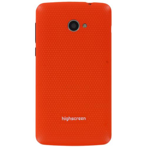 Телефон Highscreen Spark 2 Orange фото 3
