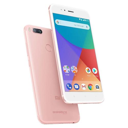 Телефон Xiaomi Mi A1 4/64Gb Pink