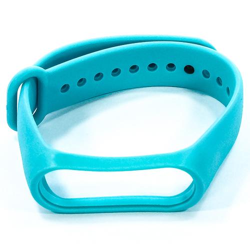 Ремешок Goodcom для фитнес-браслета Xiaomi Mi Band 3 Turquoise