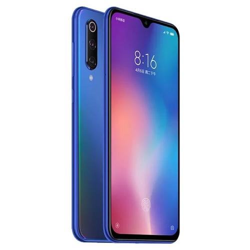 Телефон Xiaomi Mi9 SE 64Gb Ram 6Gb Ocean Blue фото