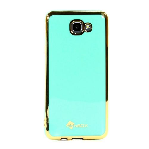 Накладка силиконовая Skinbox Samsung Galaxy J5 Prime Mint