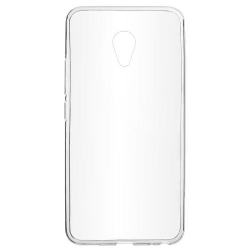 Накладка силиконовая skinBox slim Meizu M5 Note Clear