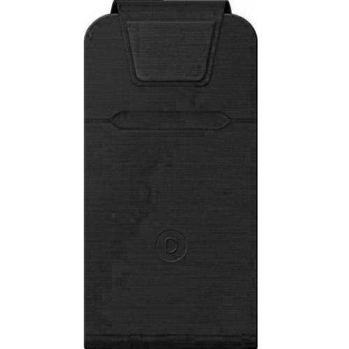 """Чехол-флип Deppa Flip Fold S универсальный (3.5""""-4.3"""") Black"""