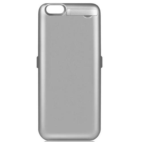 Накладка-аккумулятор DF iBattery-14 Slim iPhone 6/6S 3000mAh Space Grey
