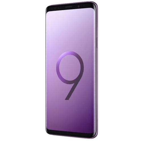 Телефон Samsung G960FD Galaxy S9 Plus 64Gb фиолетовый фото 2