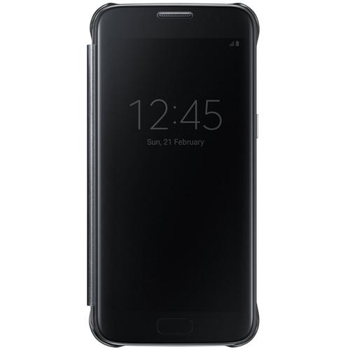 Чехол-книжка Samsung Clear View Cover Galaxy S7 (EF-ZG930CBEGRU) Black