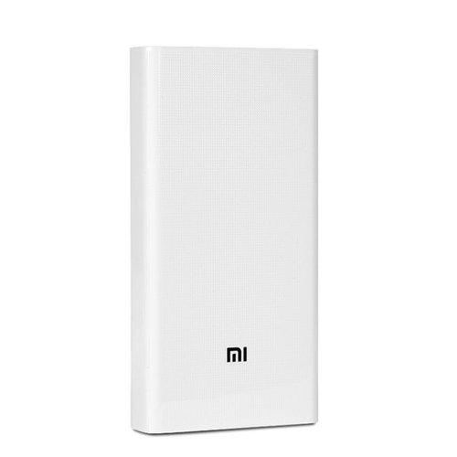 Внешний аккумулятор Xiaomi Mi Bank 2C PLM06ZM 20000 mAh White
