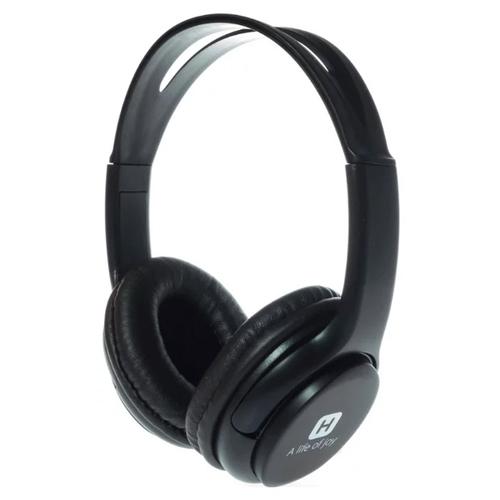 Bluetooth стереогарнитура Harper HB-201 накладнная Black