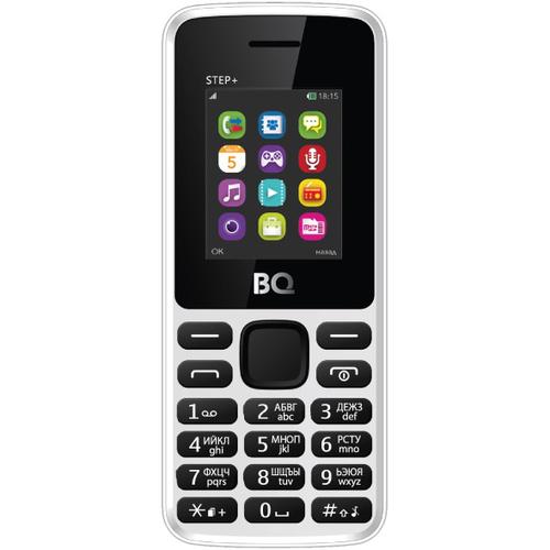 Телефон BQ BQM-1831 Step+ White
