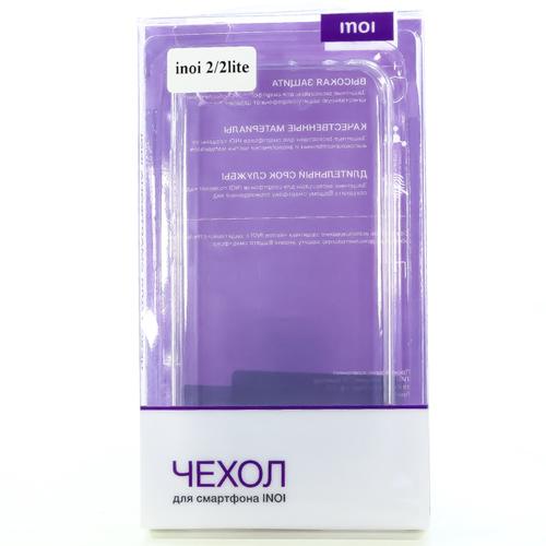 Защитное стекло INOI 2/2Lite 2.5D фото 3