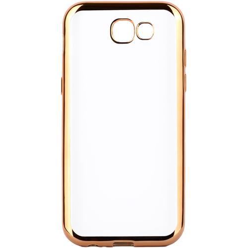 Накладка силиконовая IS FRAME Samsung Galaxy J5 (2017) Gold