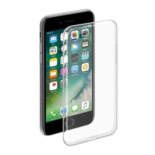 Накладка силиконовая Deppa Gel Case iPhone 7 Clear