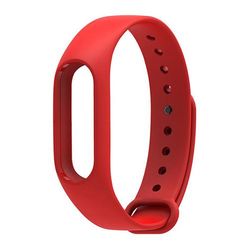 Ремешок для фитнес-браслета Xiaomi Mi Band 2 Red