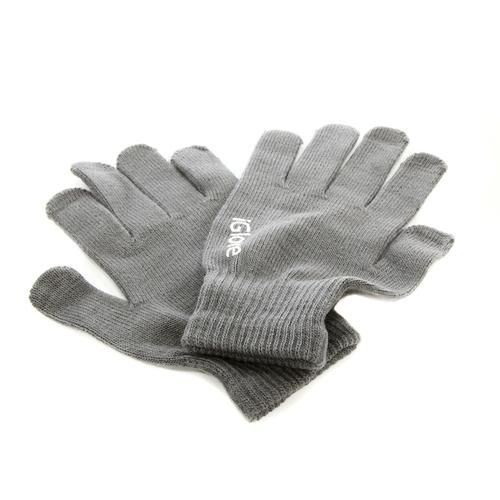 Перчатки iGlove для сенсорных устройств Dark Grey