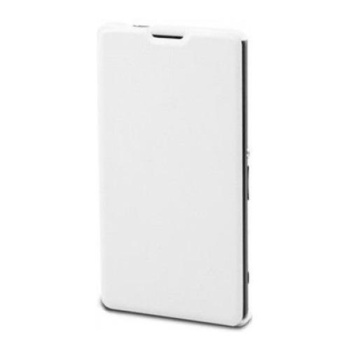Чехол-книжка Muvit Sony Xperia Z2 Ultra Slim Folio White
