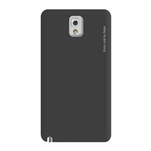 Накладка пластиковая Deppa Air Case Samsung Galaxy Note 3 Black