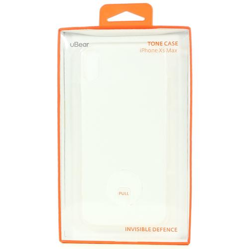 Накладка силиконовая uBear Tone Case iPhone Xs Max Clear