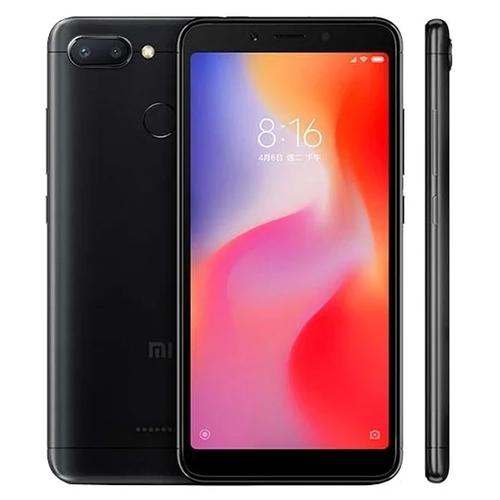Смартфон Xiaomi Redmi 6 32Gb Ram 3Gb Black